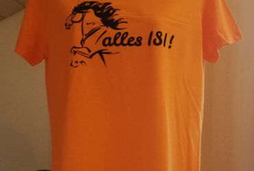 """T-Shirt """"alles ISI"""""""
