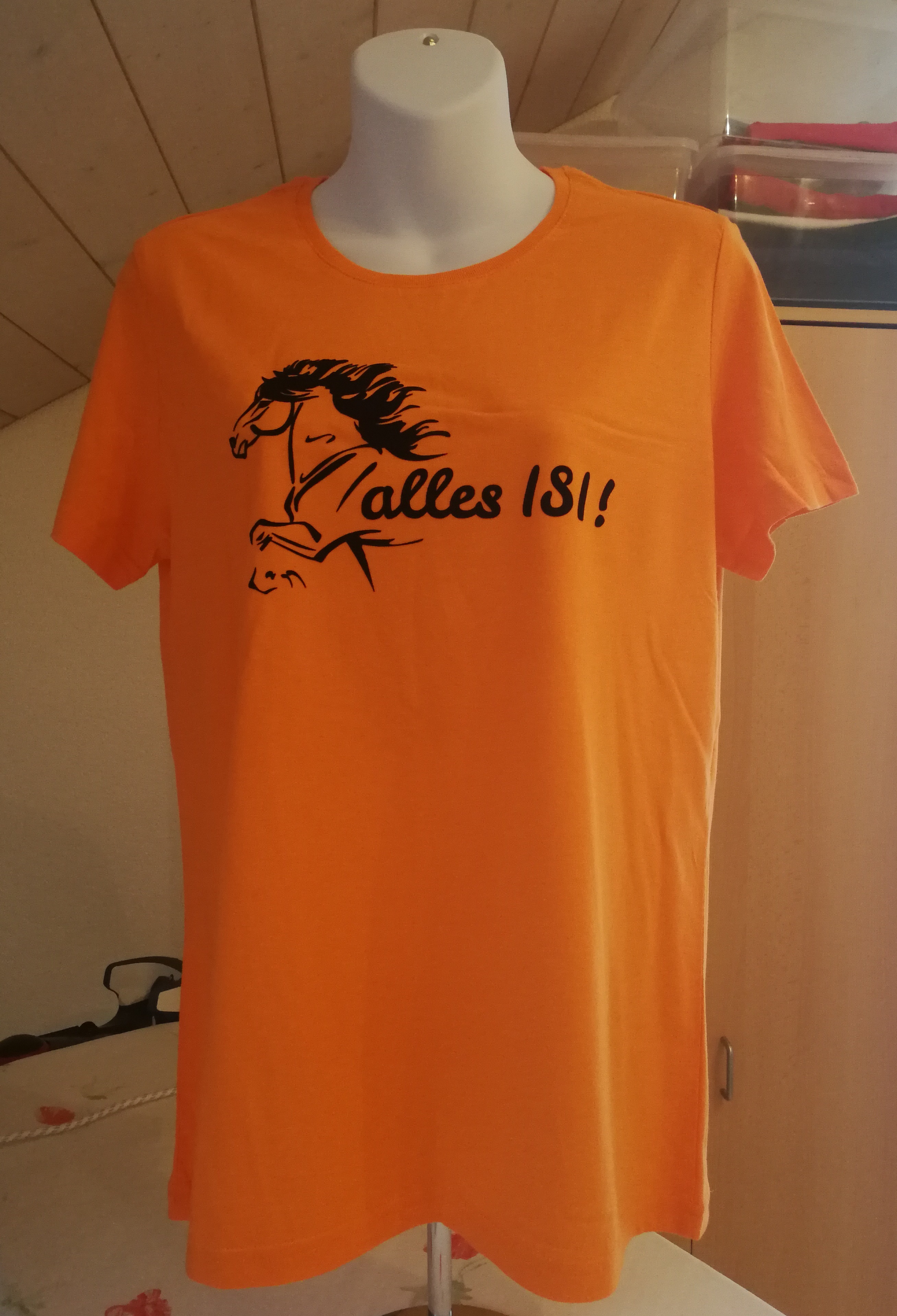 "T-Shirt ""alles ISI"""