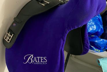 Dressur Sattel Bates